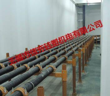 {室内}樱花变工程用复合材料电缆支架、夹具使用实例