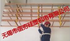 苏州科技学院复合材料电缆支架使用实例-1