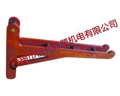 螺栓固定电缆支架托臂:BFZK/LS380