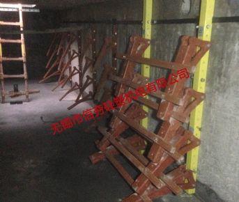 {电缆井}220kV即墨线复合材料电缆支架使用实例