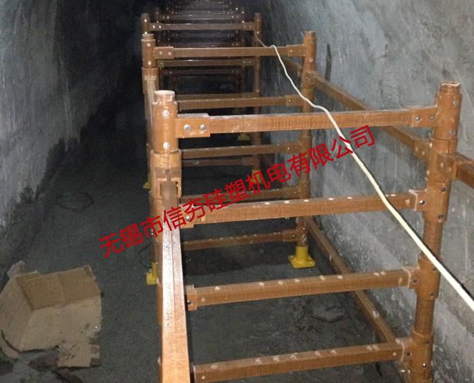 220kV三凤变复合材料电缆支架使用实例-1