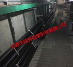 {室外}220kV新湖变站工程用复合材料槽盒使用实例