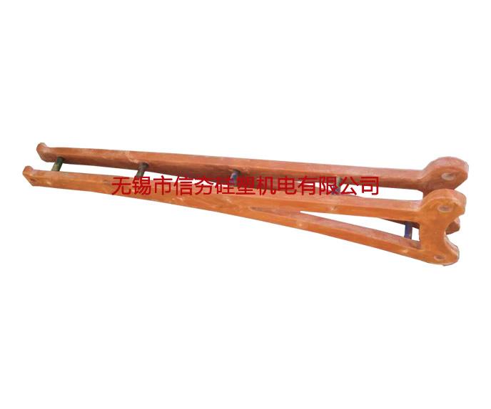 螺栓固定电缆支架托臂:TB700-1