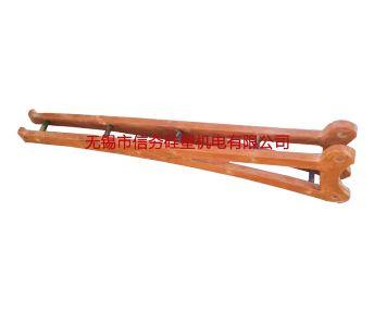 螺栓固定电缆支架托臂:TB700